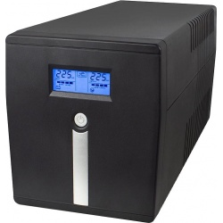 UPS 1000 VA / 600 Watt Display Front